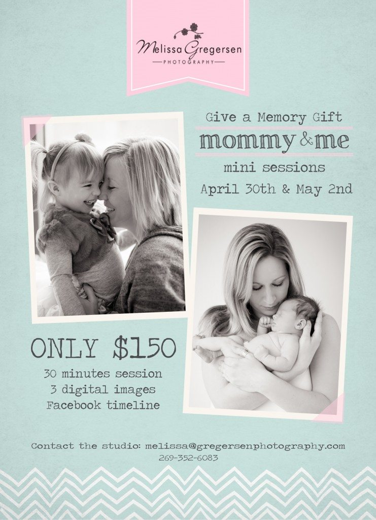 Kalamazoo Michigan mommy and child photographer mothers day photographs children baby mother moms mini sessions