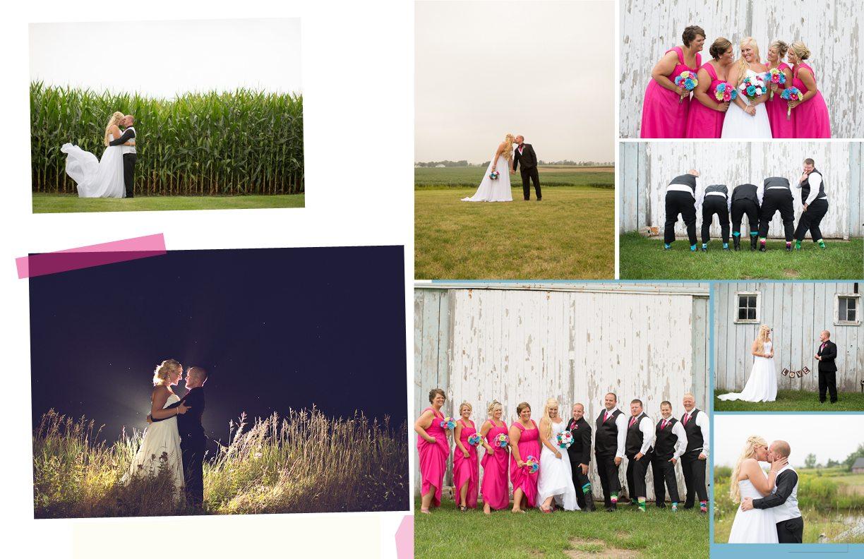 Kalamazoo, Michigan Wedding Photography