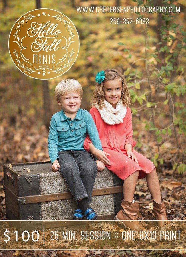 Fall Family Minis 2016