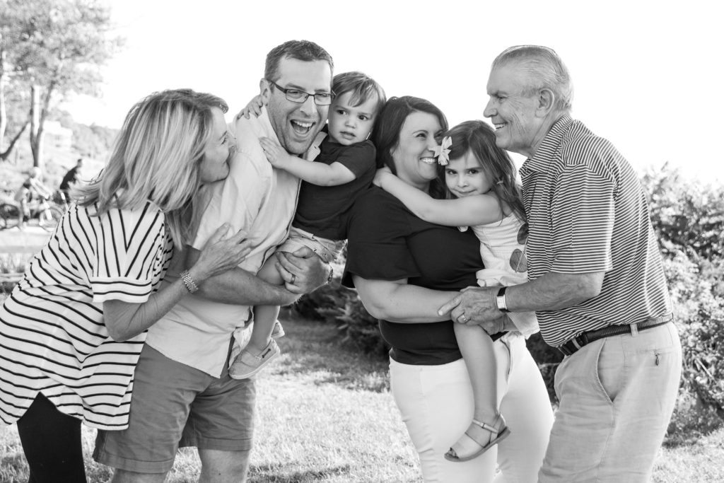 Lake Michigan Family Photography Session Gregersen Photography