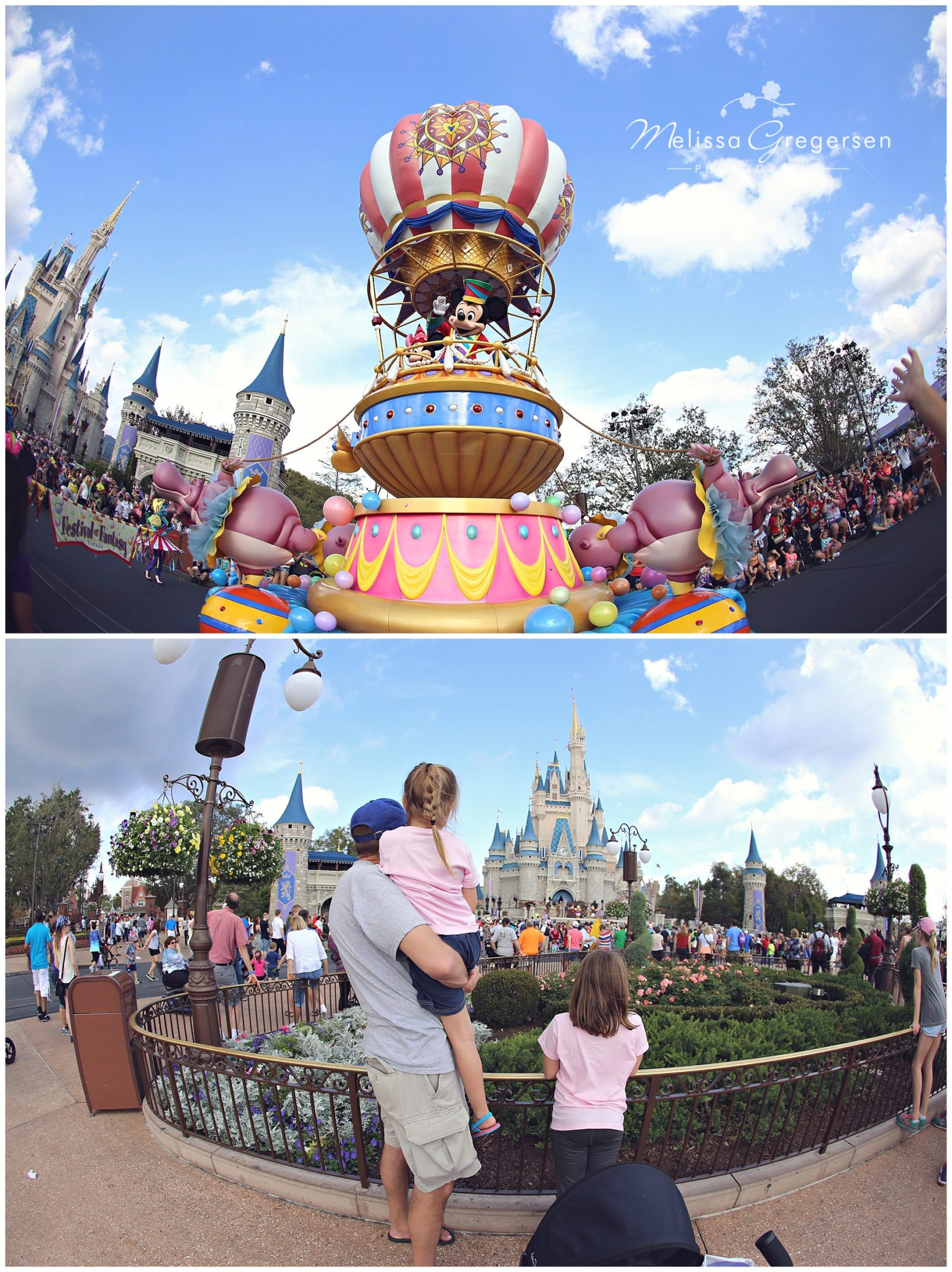 Fun tips on how to take better vacation photos in Disney World! - Gregersen Photography