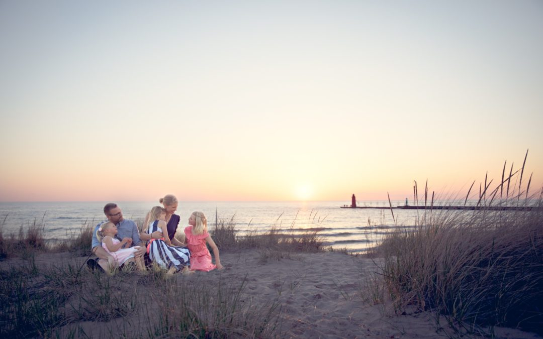 Offering Limited South Haven Beach Family Photography + Film Sessions