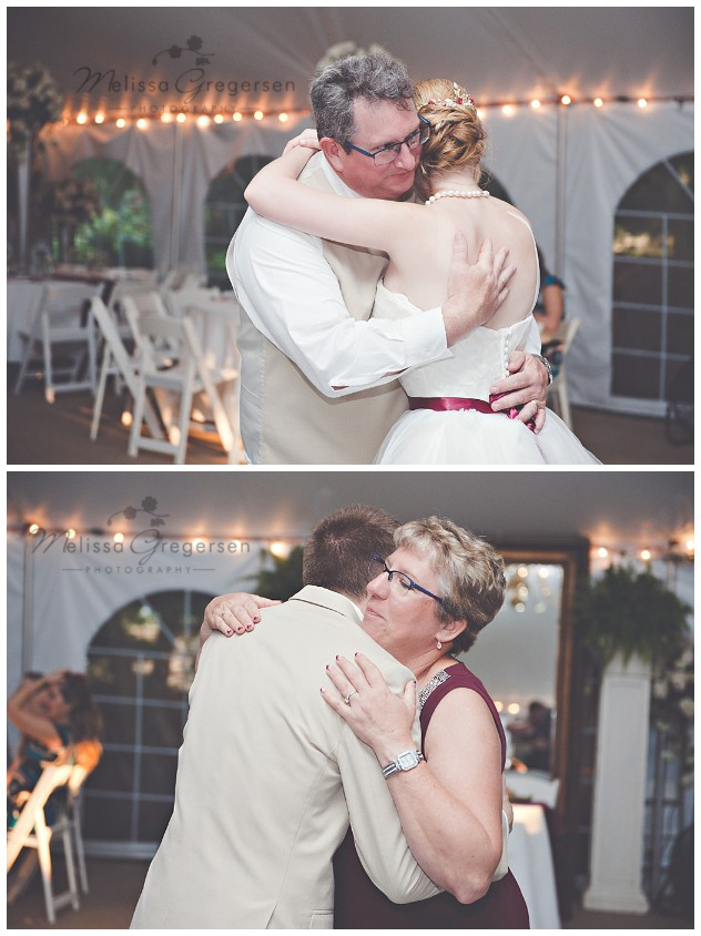 Always shed a tear when he father/daughter and mother/son dances happen