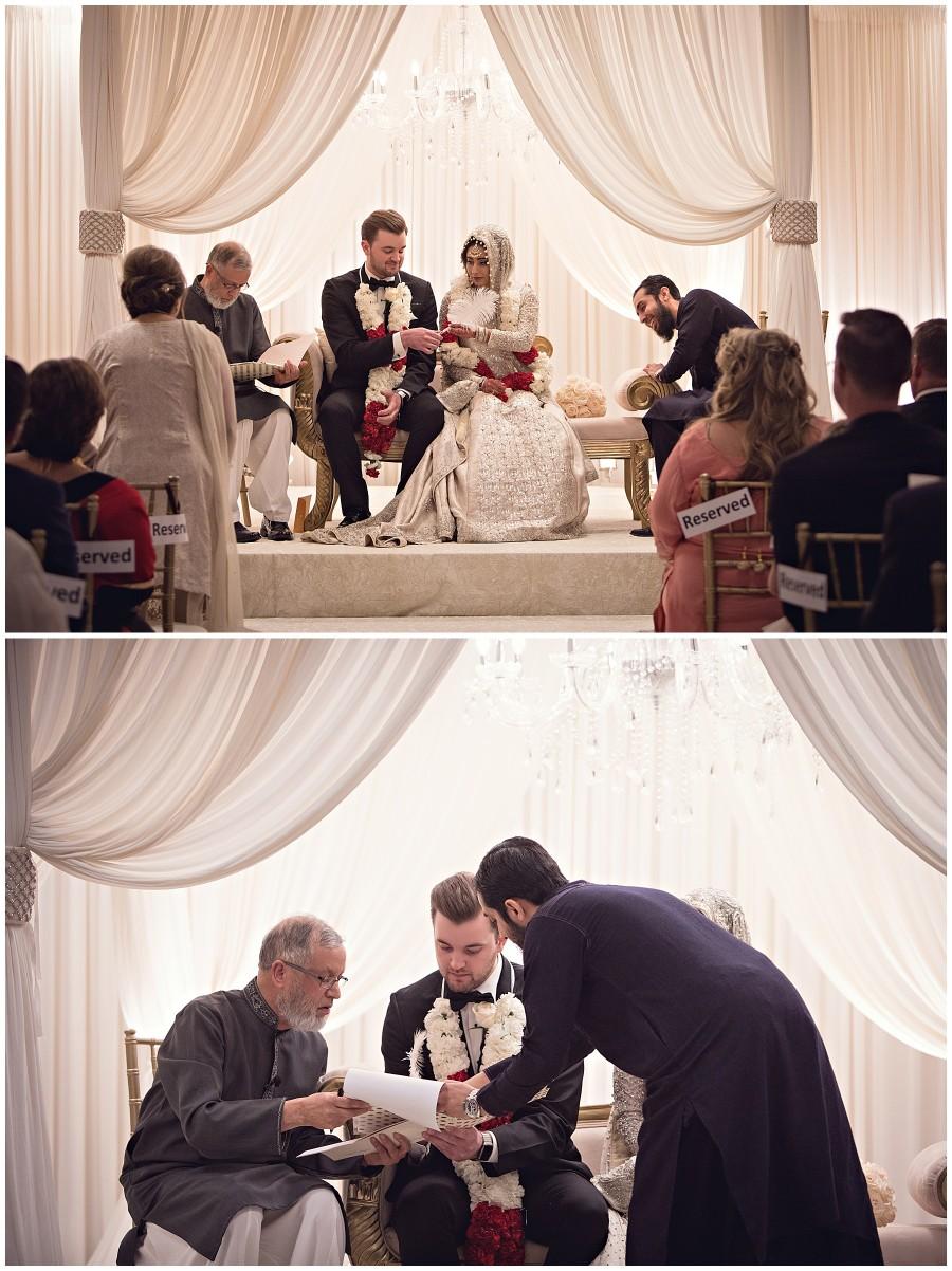 Pakistani Wedding in Kalamazoo Michigan Gregersen Photography
