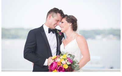 Tara and Michael: Bay Pointe Wedding on Gun Lake Michigan