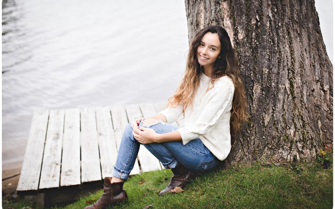 Meet Ranya: Portage Central High School 2020 Senior
