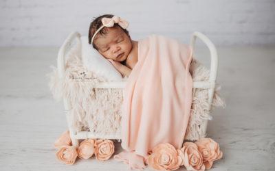 Newborn Photography Studio in Kalamazoo, Michigan