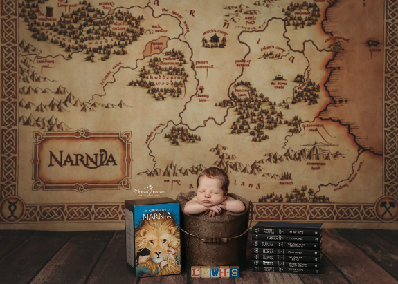 chronicles of Narnia newborn image