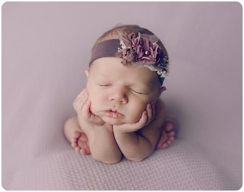 Kalamazoo newborn baby photography studio Gregersen Photography
