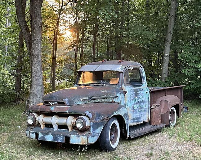 Vintage Truck Fall & Christmas Minis