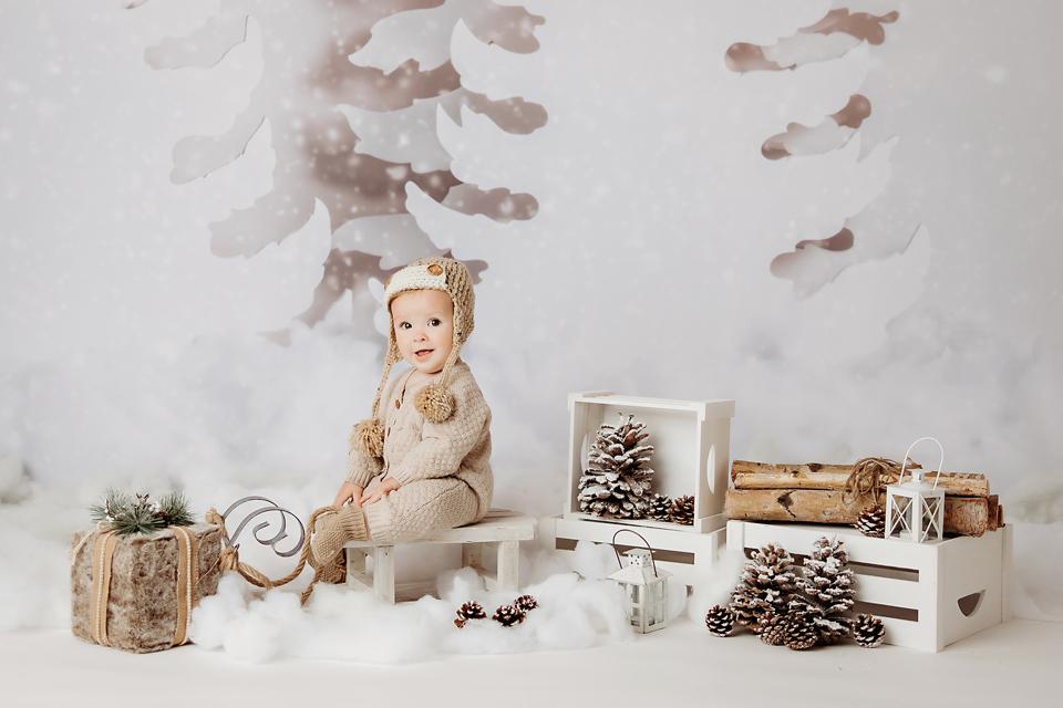2021 Christmas Instudio Mini Photography Sessions