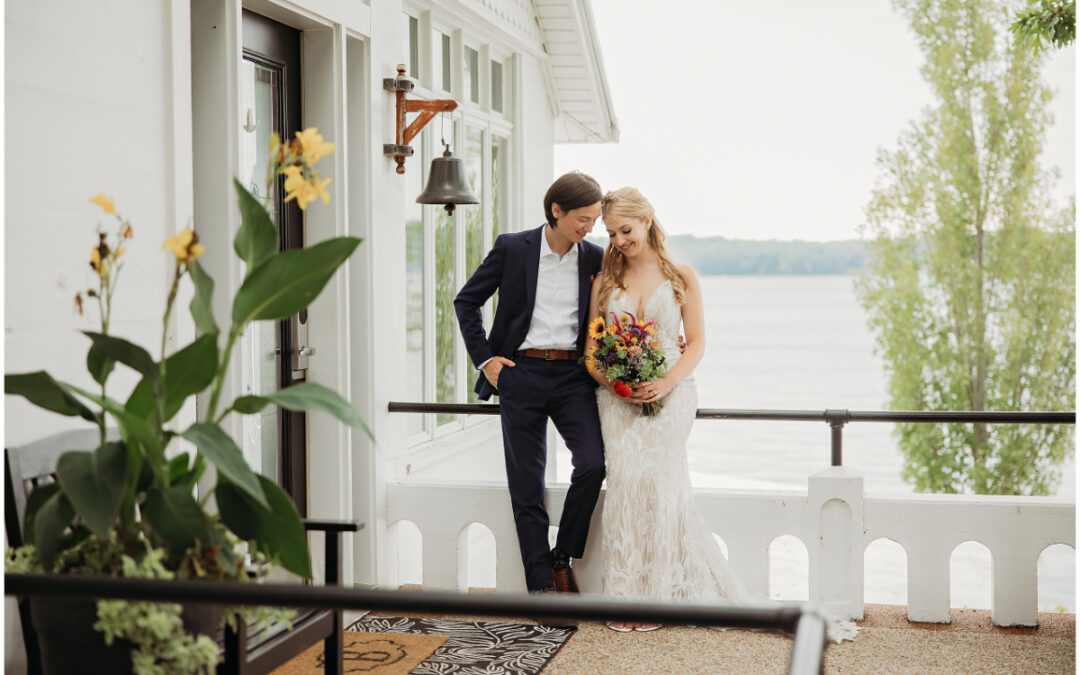 Tegan and Trevor: Married at Bay Pointe Woods