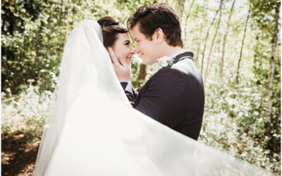 Jilian and Brock are married